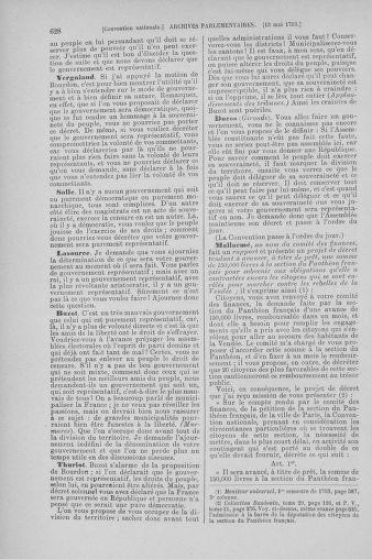 Tome 64 : Du 2 au 16 mai 1793 - page 628