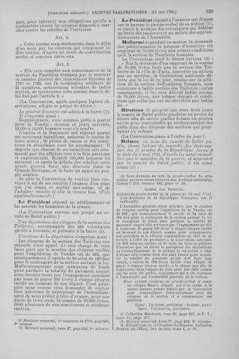 Tome 64 : Du 2 au 16 mai 1793 - page 629