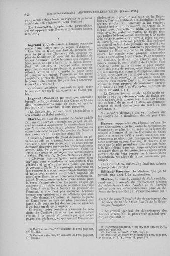 Tome 64 : Du 2 au 16 mai 1793 - page 642