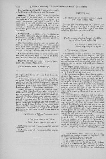 Tome 64 : Du 2 au 16 mai 1793 - page 646