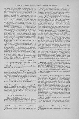 Tome 64 : Du 2 au 16 mai 1793 - page 667