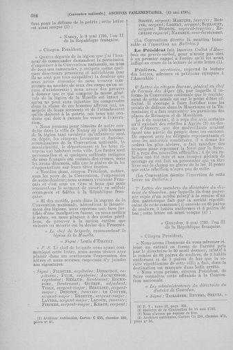 Tome 64 : Du 2 au 16 mai 1793 - page 682