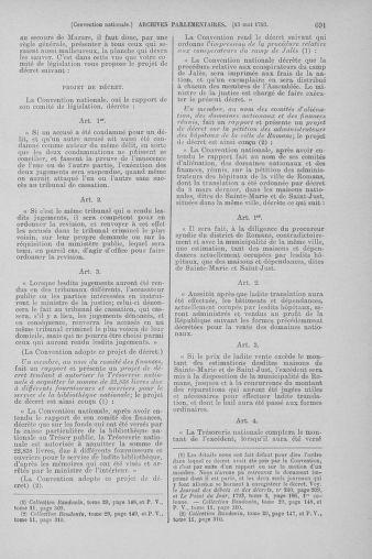 Tome 64 : Du 2 au 16 mai 1793 - page 691