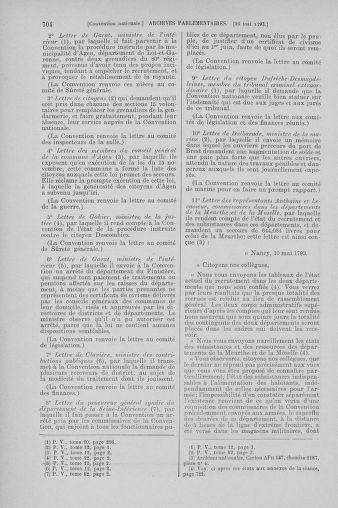 Tome 64 : Du 2 au 16 mai 1793 - page 704