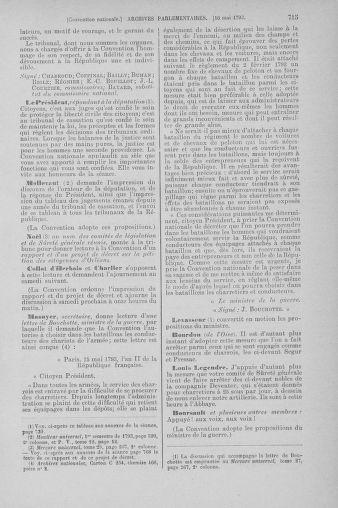 Tome 64 : Du 2 au 16 mai 1793 - page 715