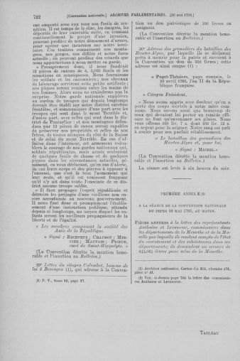 Tome 64 : Du 2 au 16 mai 1793 - page 722