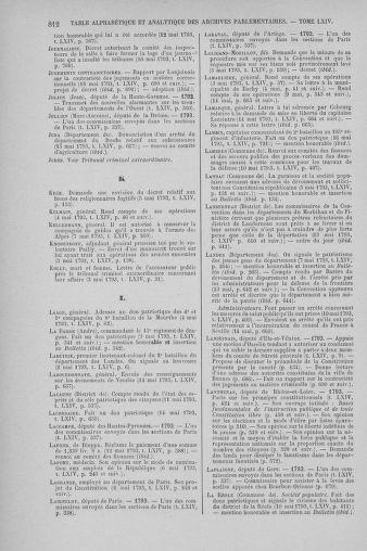 Tome 64 : Du 2 au 16 mai 1793 - page 812
