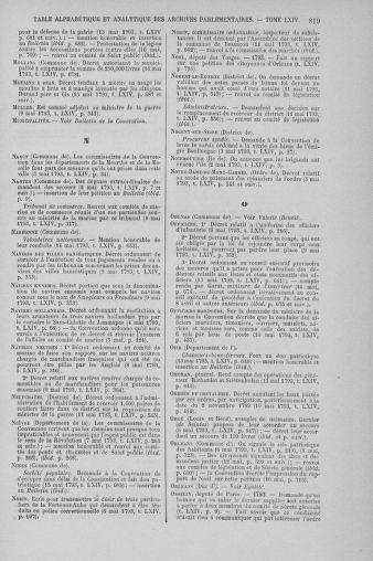 Tome 64 : Du 2 au 16 mai 1793 - page 819