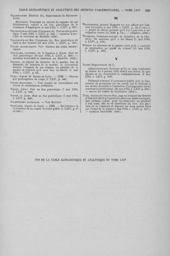 Tome 64 : Du 2 au 16 mai 1793 - page 829