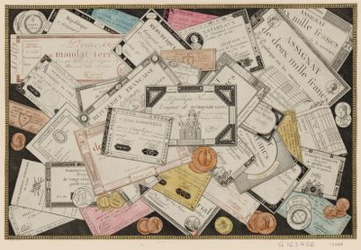[Tableau d'assignat] [estampe]