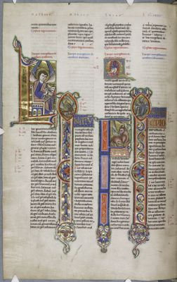 Cambridge, Corpus Christi College, MS 048: Bible
