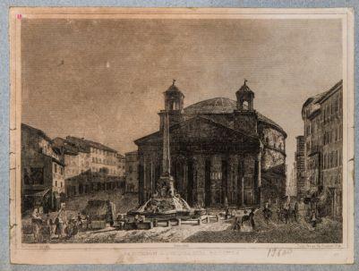 Pantheon di Agrippa detto La Rotonda