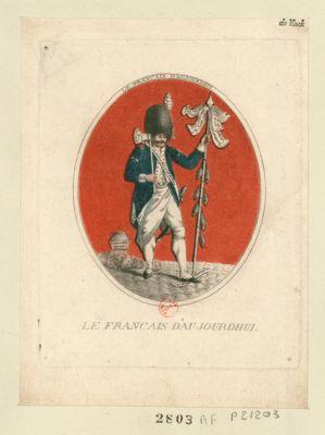 Le  Français d'aujourdhui [estampe]