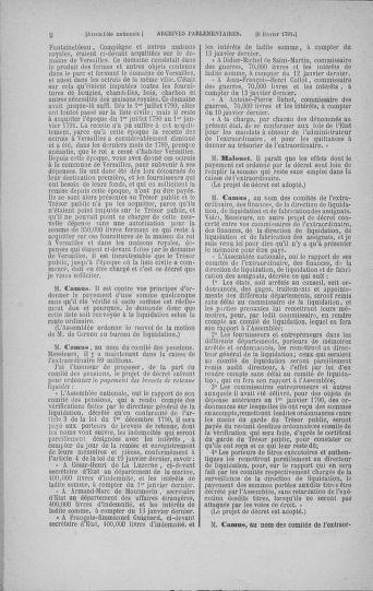 Tome 23 : Du 6 février au 9 mars 1791 - page 2