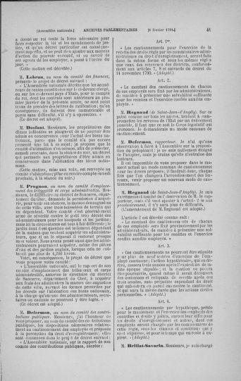 Tome 23 : Du 6 février au 9 mars 1791 - page 41