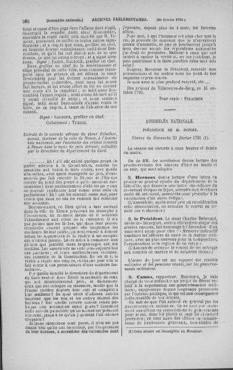 Tome 23 : Du 6 février au 9 mars 1791 - page 366