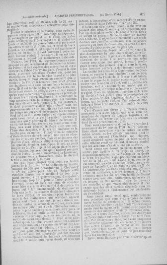 Tome 23 : Du 6 février au 9 mars 1791 - page 379