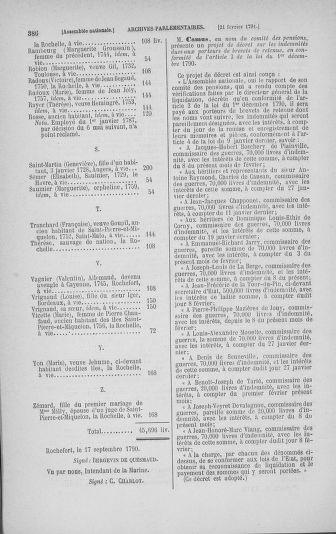 Tome 23 : Du 6 février au 9 mars 1791 - page 386