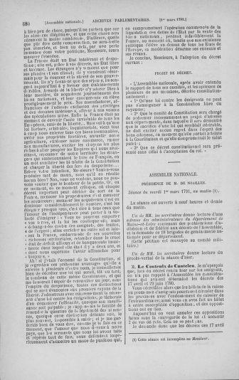 Tome 23 : Du 6 février au 9 mars 1791 - page 580