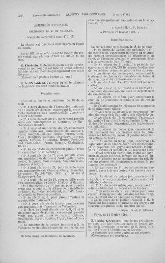 Tome 23 : Du 6 février au 9 mars 1791 - page 596