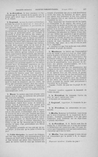 Tome 23 : Du 6 février au 9 mars 1791 - page 597