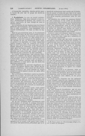 Tome 23 : Du 6 février au 9 mars 1791 - page 598