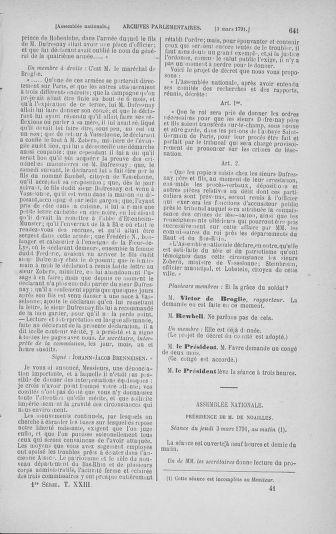 Tome 23 : Du 6 février au 9 mars 1791 - page 641