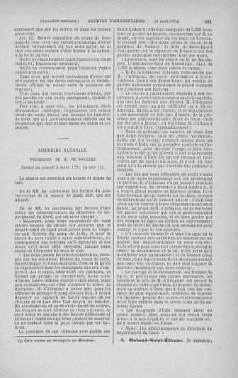 Tome 23 : Du 6 février au 9 mars 1791 - page 691