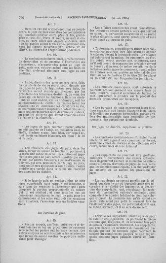 Tome 23 : Du 6 février au 9 mars 1791 - page 700
