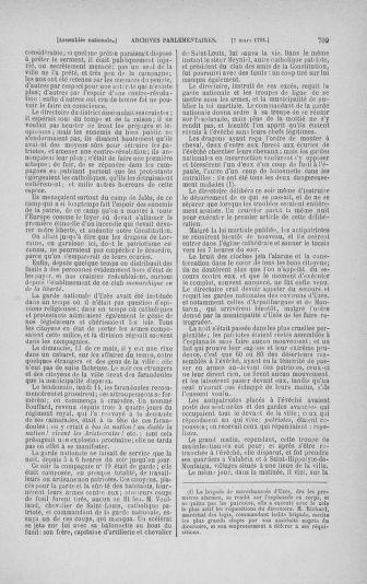 Tome 23 : Du 6 février au 9 mars 1791 - page 709