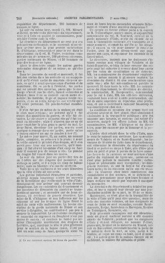 Tome 23 : Du 6 février au 9 mars 1791 - page 710