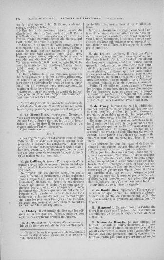 Tome 23 : Du 6 février au 9 mars 1791 - page 728