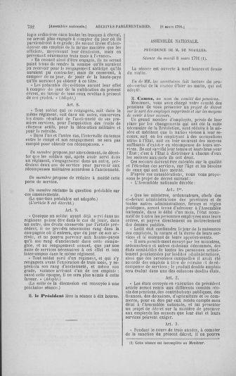 Tome 23 : Du 6 février au 9 mars 1791 - page 732