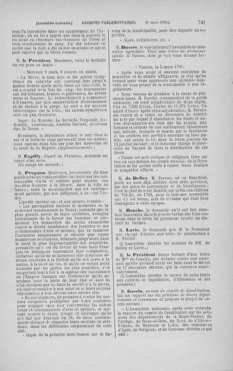 Tome 23 : Du 6 février au 9 mars 1791 - page 741