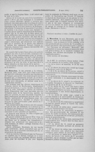 Tome 23 : Du 6 février au 9 mars 1791 - page 751