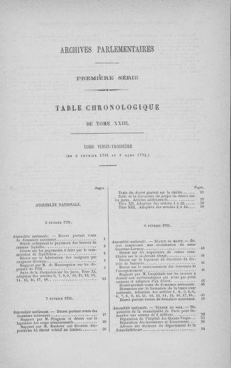 Tome 23 : Du 6 février au 9 mars 1791 - page 767