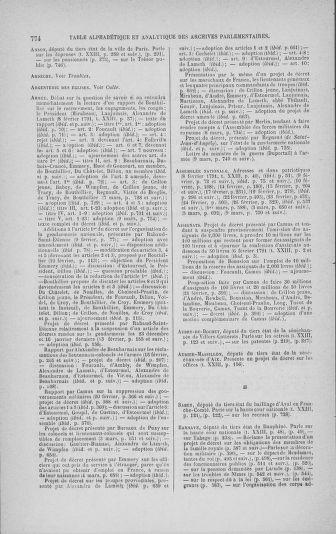 Tome 23 : Du 6 février au 9 mars 1791 - page 774