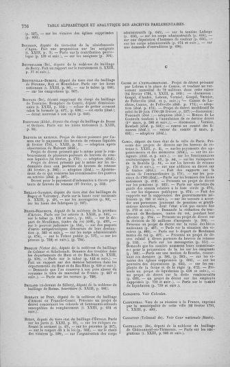 Tome 23 : Du 6 février au 9 mars 1791 - page 776