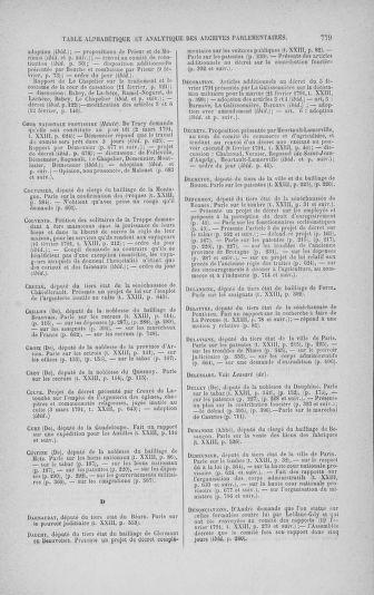 Tome 23 : Du 6 février au 9 mars 1791 - page 779