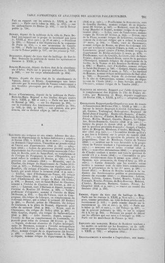 Tome 23 : Du 6 février au 9 mars 1791 - page 781