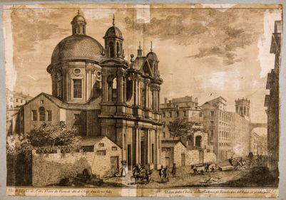 Chiesa di S. Maria del Rimedio, esterno