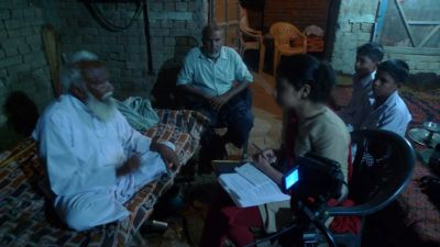 Oral history with Vilayat Khan, 2013 April 28