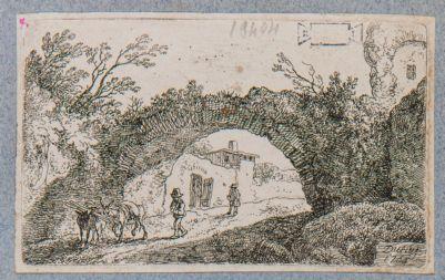 Arco di S. Lazzaro nell'Aventino