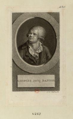 Georges Jacq. Danton [estampe]