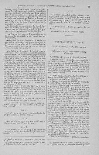 Tome 69 : Du 15 au 29 juillet 1793 - page 31