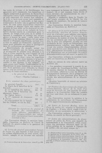 Tome 69 : Du 15 au 29 juillet 1793 - page 453