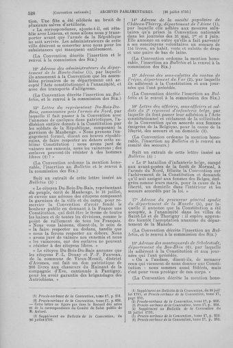Tome 69 : Du 15 au 29 juillet 1793 - page 528