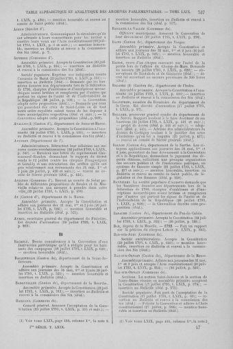 Tome 69 : Du 15 au 29 juillet 1793 - page 737