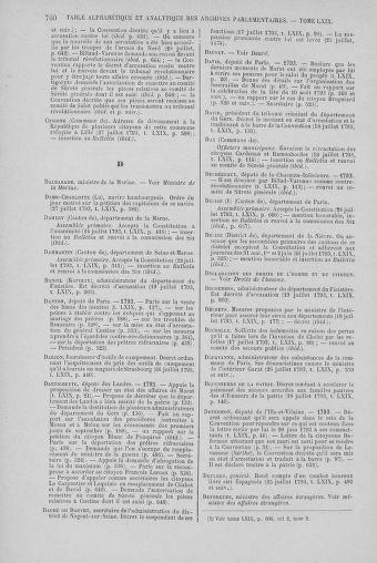 Tome 69 : Du 15 au 29 juillet 1793 - page 760