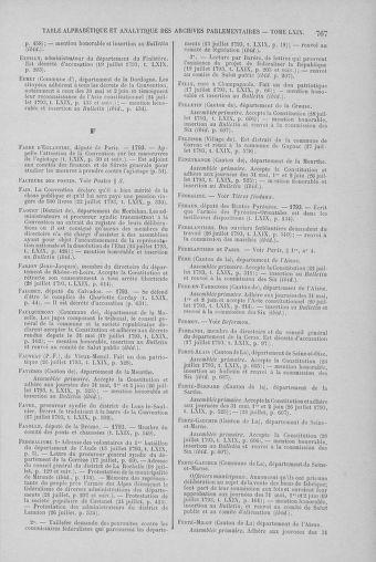 Tome 69 : Du 15 au 29 juillet 1793 - page 767